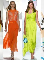 Spring 2013 New York Fashion Week Trends: Zest