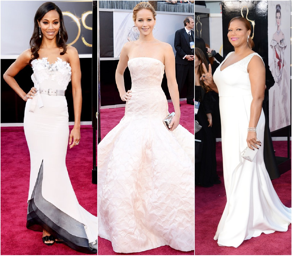 Inspiration from the 2013 Oscars Red Carpet
